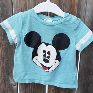 H&M Mickey Mouse Baby T-Shirt